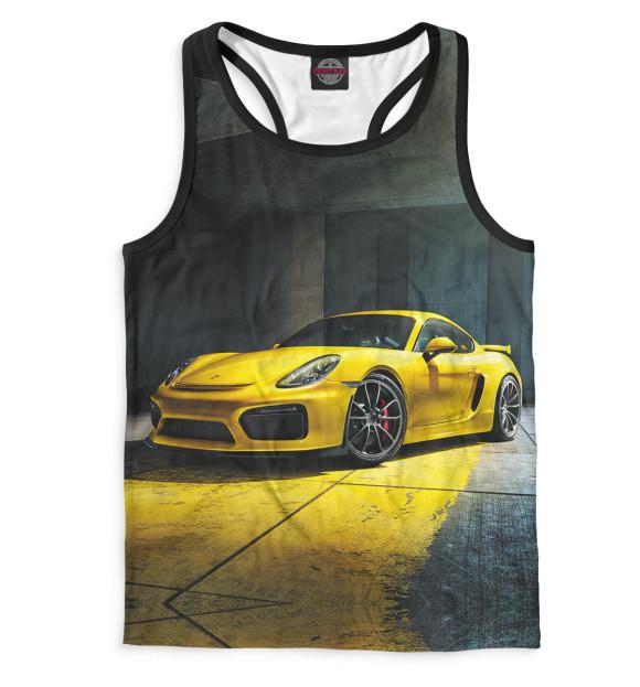 Купить Мужская майка-борцовка Porsche SPC-110226-mayb-2
