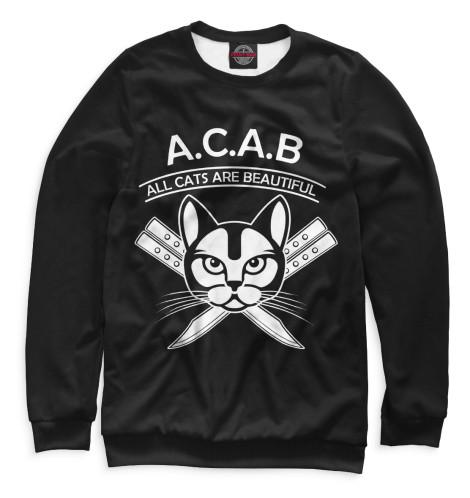 Свитшот Print Bar A.C.A.B.