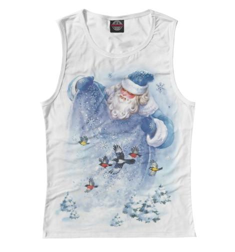Купить Майка для девочки Дед Мороз NOV-520560-may-1