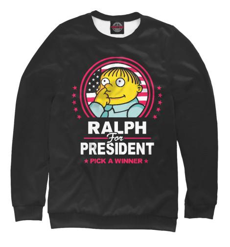 Свитшот Print Bar Ralph for President пленка тонировочная president 5% 0 5м х 3м