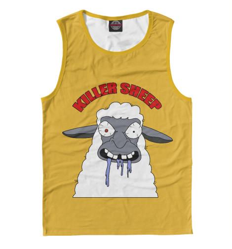 Майка Print Bar Killer Sheep sheep p