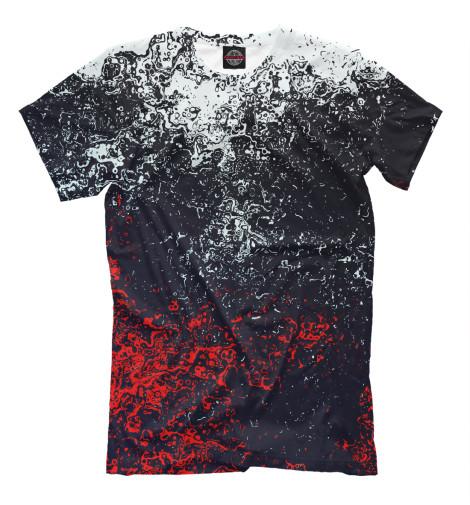 Купить Мужская футболка Брызги красок APD-232725-fut-2