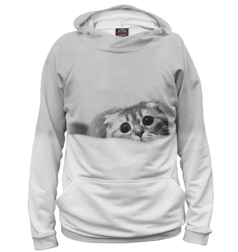 Купить Женское худи Коты CAT-122436-hud-1