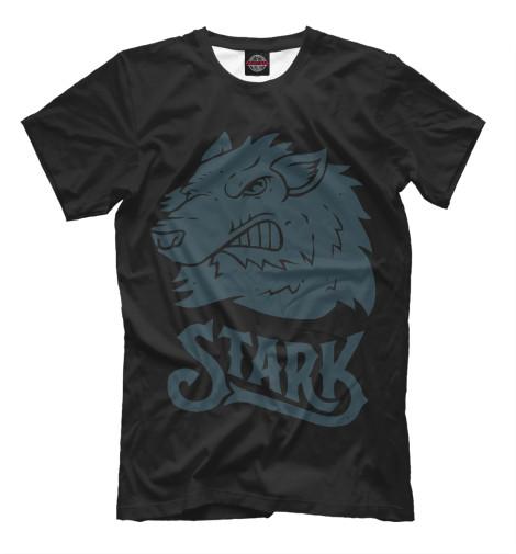 Купить Мужская футболка Stark IGR-491827-fut-2