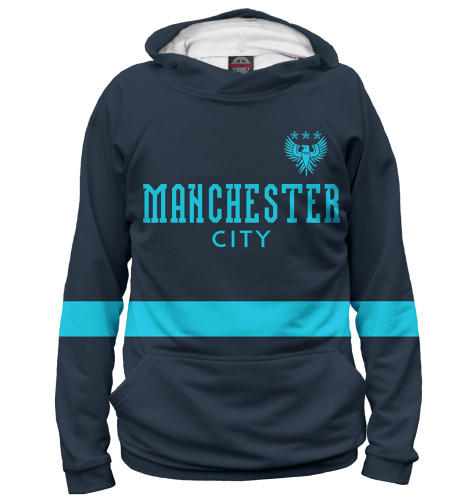 Худи Print Bar Manchester City худи print bar инструмент айтишника