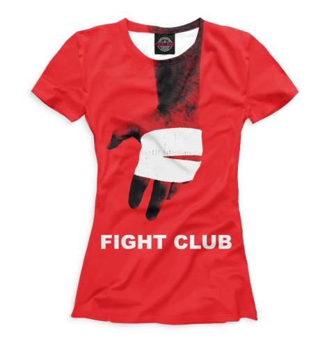 Футболка Print Bar Бойцовский клуб футболка классическая printio марла сингер бойцовский клуб