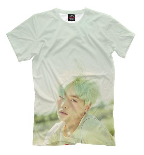 Купить Мужская футболка BTS KPP-227934-fut-2