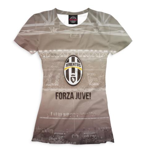 Женская футболка Стадион