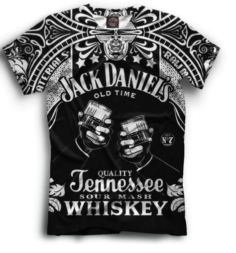 Мужская футболка Jack Daniels