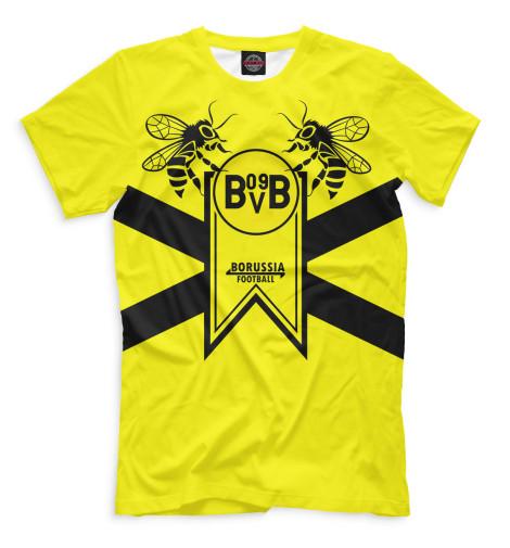Купить Мужская футболка Borussia BRS-891719-fut-2
