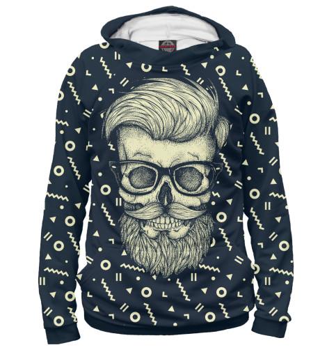 Худи Print Bar Hipster is Dead поло print bar hipster is dead