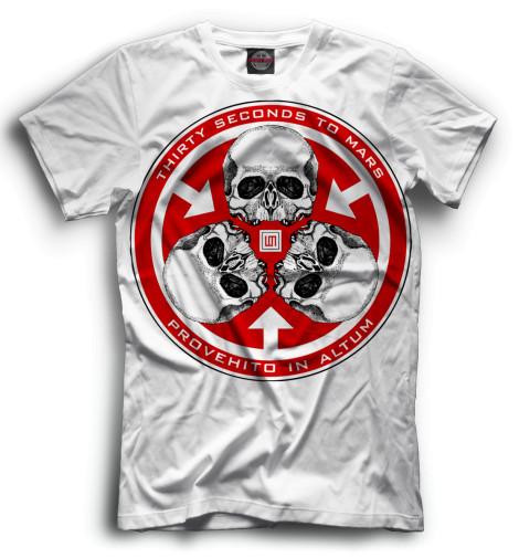 Мужская футболка 30 Seconds to Mars