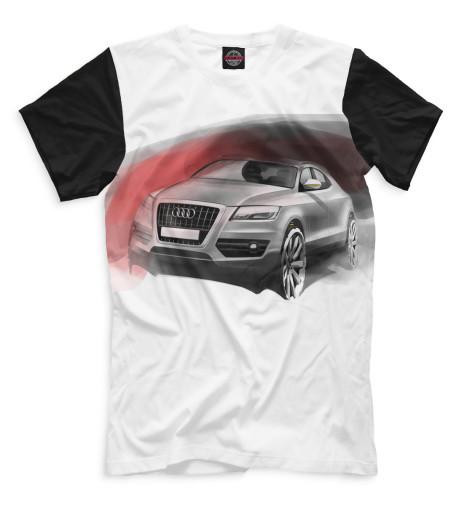 Мужская футболка Audi Q5