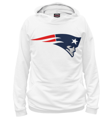 Худи Print Bar New England Patriots поло print bar new england patriots