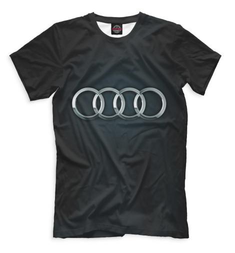 Мужская футболка Audi