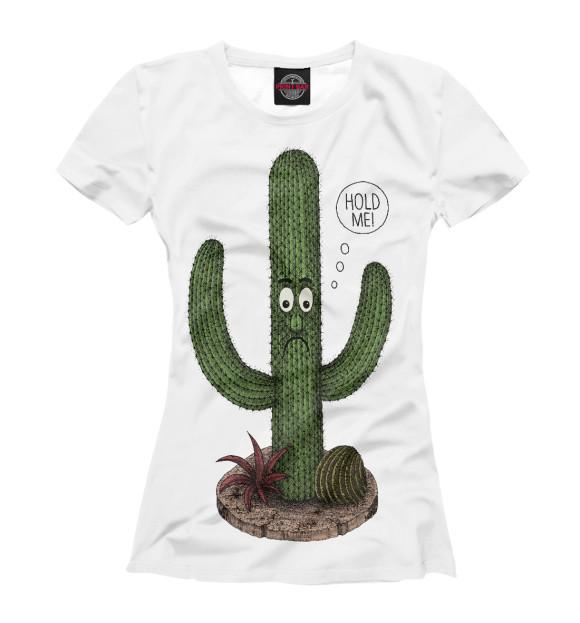 Купить Женская футболка Hold me MRT-438092-fut-1