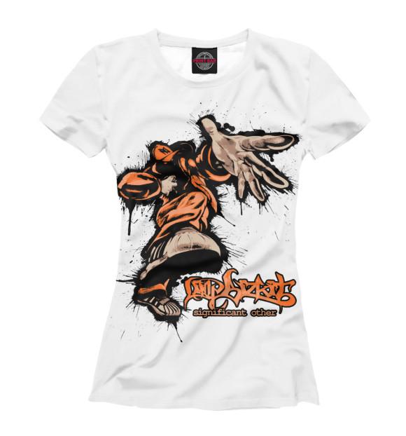 Купить Женская футболка Limp Bizkit LIM-476301-fut-1