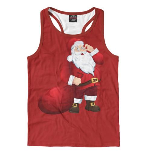 Купить Майка для мальчика Дед Мороз NOV-285651-mayb-2