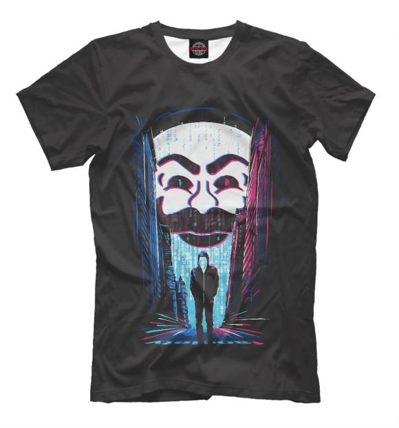 Купить Мужская футболка DJs MRR-736099-fut-2