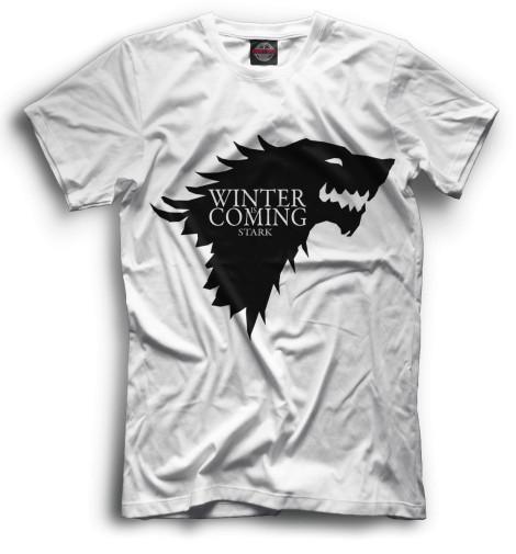 Мужская футболка Символ Старков