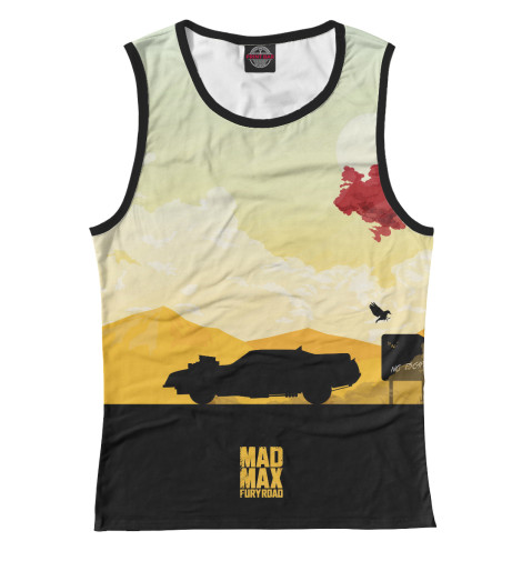 Купить Майка для девочки Mad Max KNO-324857-may-1