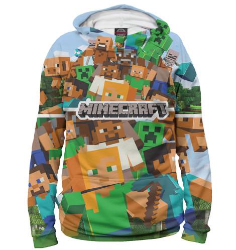 Купить Мужское худи Minecraft MCR-753270-hud-2