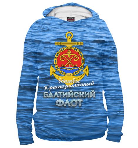Худи Print Bar Балтийский флот ВМФ худи print bar бч 4 вмф
