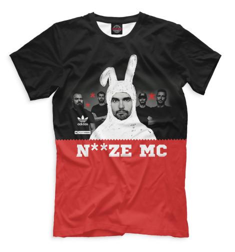 Купить Мужская футболка Noize MC NMC-243415-fut-2