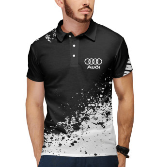 Audi abstract sport uniform