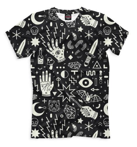 Мужская футболка Колдовство
