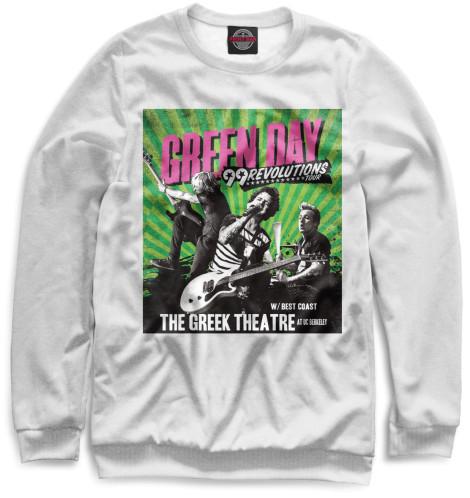 Мужской свитшот Green Day