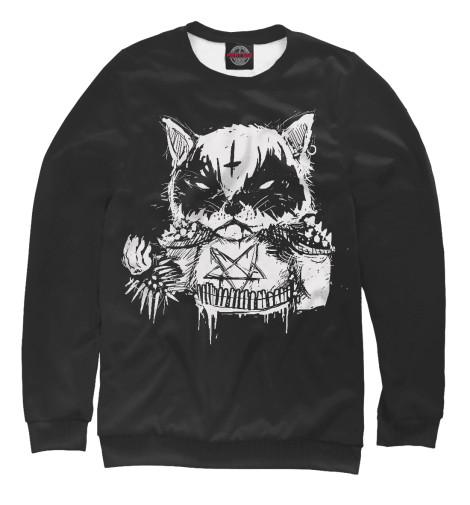 Женский свитшот Dark Cat