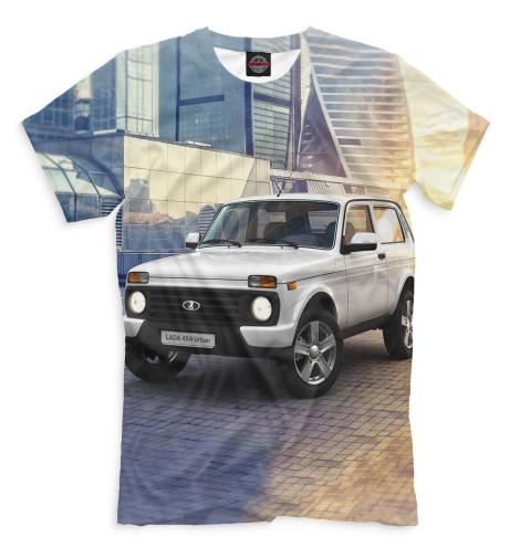 Мужская футболка LADA 4x4 Urban