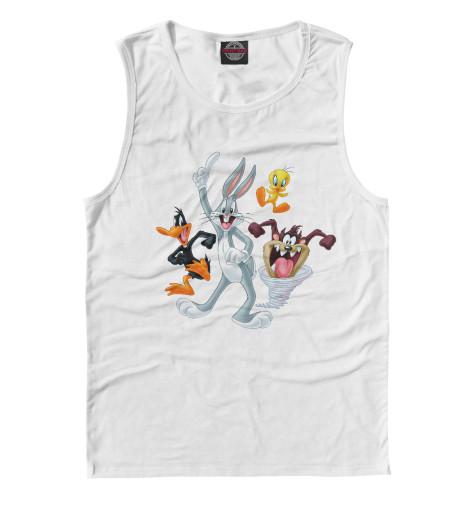 Майка Print Bar Looney Tunes модель дома looney tunes b21103
