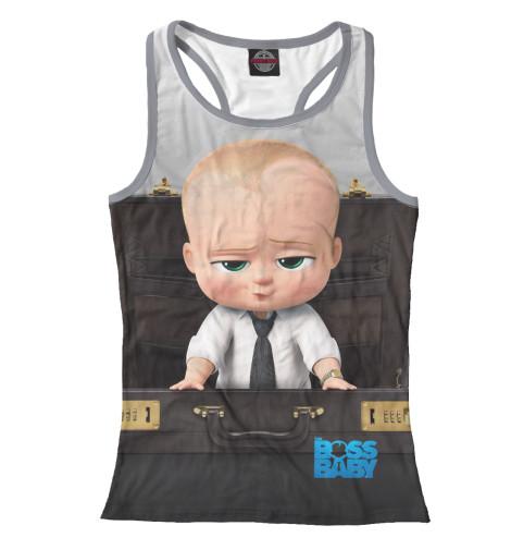Майка борцовка Print Bar Boss Baby