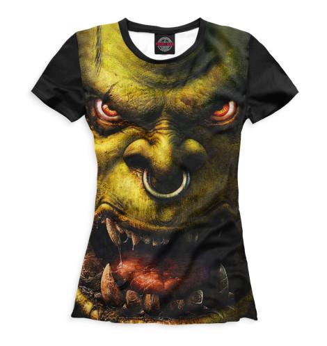 Купить Женская футболка World of Warcraft WOW-442325-fut-1