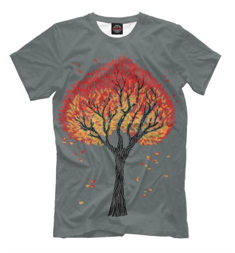 Футболка Print Bar Дерево любви майка print bar дерево любви