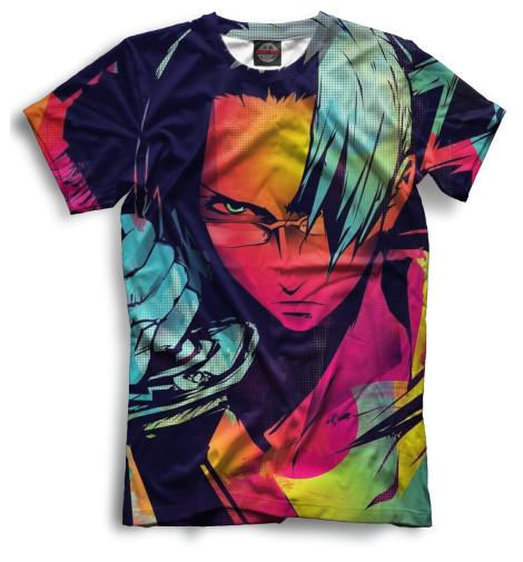 Мужская футболка Анимэ