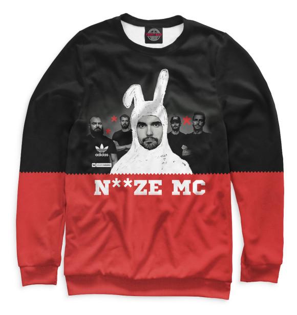 Купить Женский свитшот Noize MC NMC-243415-swi-1