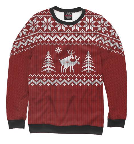 Свитшот Print Bar Неприличные Олени свитер олени уси пуси свитер олени