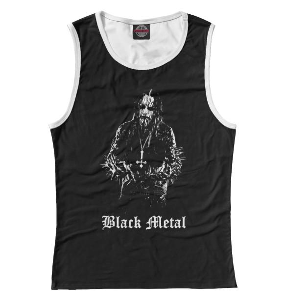 Купить Майка для девочки Black Metal MZK-885762-may-1
