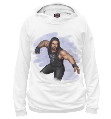 Худи Print Bar WWE: Роман Рейнс wwe live brisbane