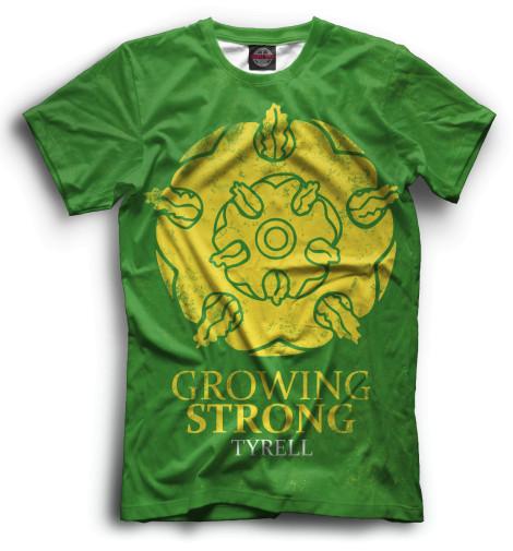 Мужская футболка Символ Тиреллов