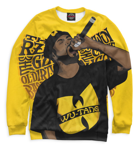 Мужской свитшот Wu-Tang Clan