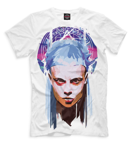 Мужская футболка Die Antwoord