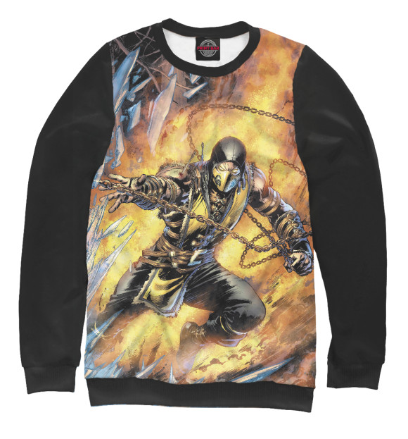 Купить Женский свитшот Mortal Kombat MKB-923763-swi-1