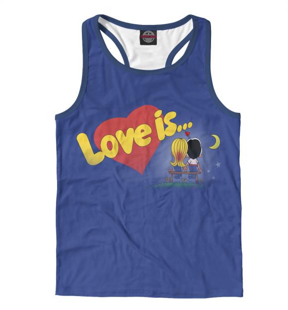 Купить Майка для мальчика Love is APD-926440-mayb-2