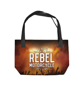 Пляжная сумка Black Rebel Motorcycle Club