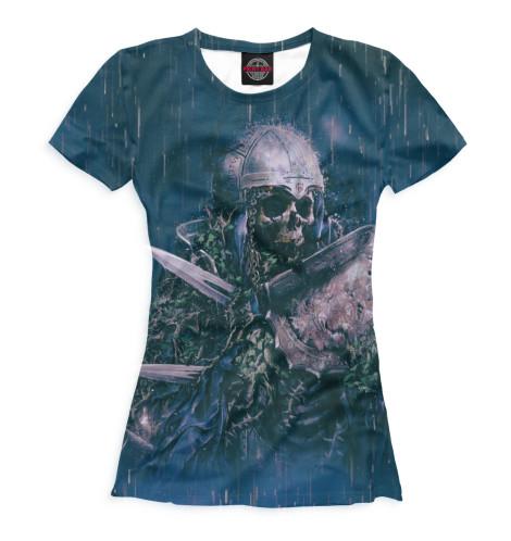 Купить Женская футболка Скелет SKU-221659-fut-1