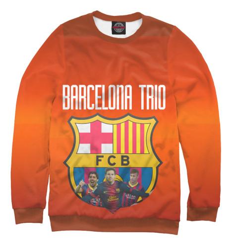 Свитшот Print Bar Barcelona trio поло print bar barcelona